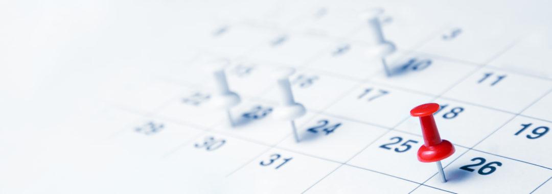 Termine / Kalenderanzeige